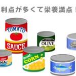 """防災食&日常食で取り入れたい""""おすすめ缶詰12選""""健康を意識"""