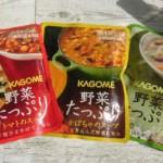 被災時不足するモノを補うおすすめ非常食「野菜たっぷりスープ」